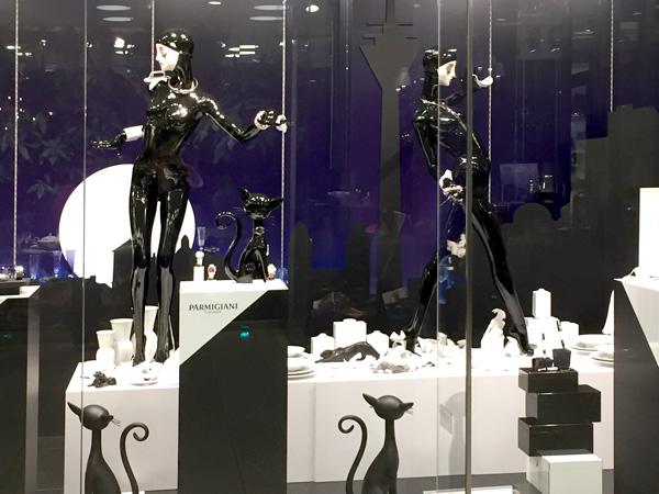 Franzen Düsseldorf breuer schaufensterfiguren für steffen schraut